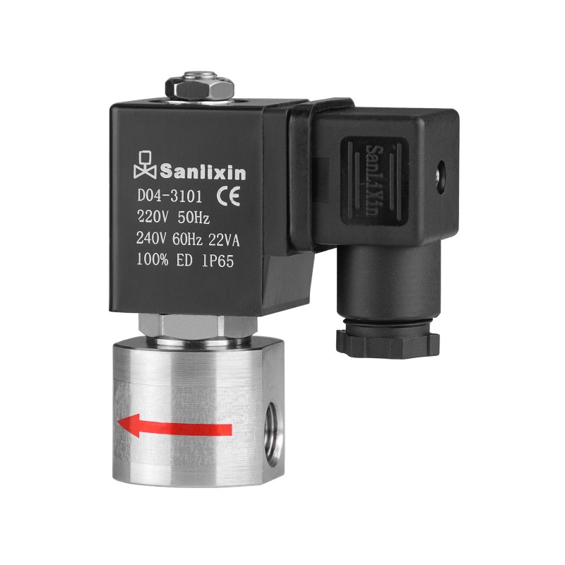 ZCT 2/2-way Series Solenoid Valve Normally Closed