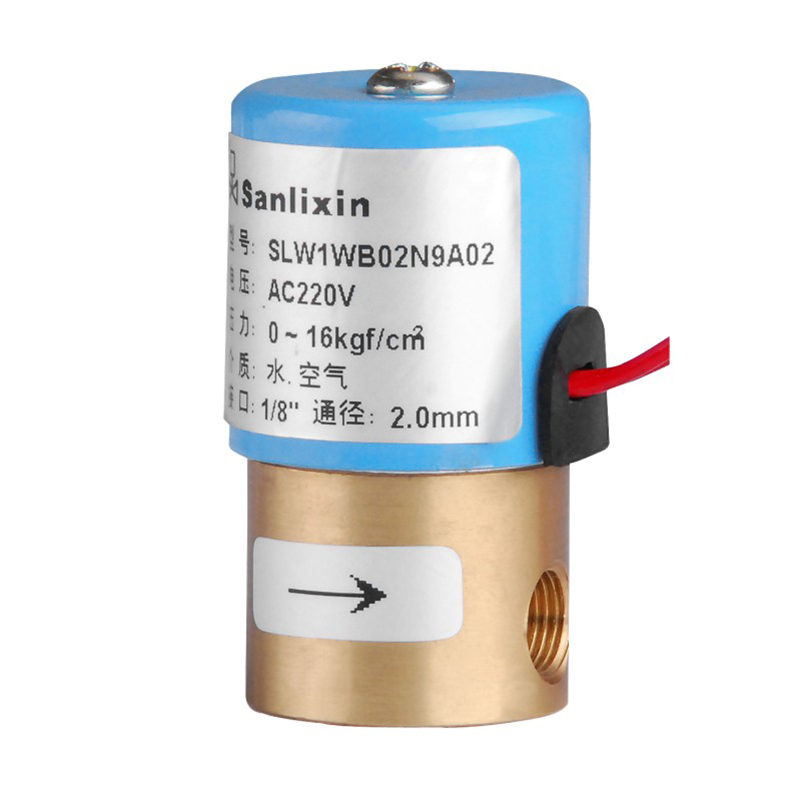 SLW 2/2-way Direct Acting Small Type Solenoid Valve Normally Closed