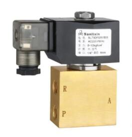 SLT Series 3/2-way Direct Acting Solenoid Valve Universal