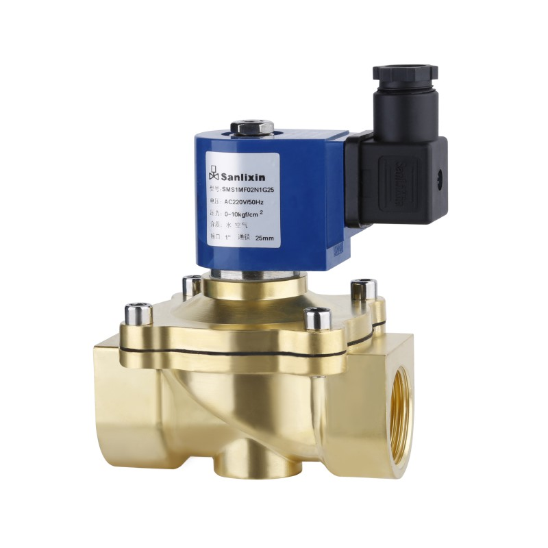 ZS 2/2-way Large Diameter Direct Acting Solenoid Valve·Normally Closed
