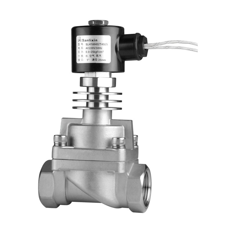 SLH 2/2-way High Temperature Solenoid Valve·Normally Closed