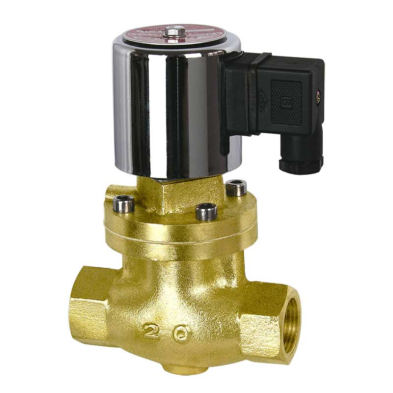 ZCZ Series 2/2-Way Solenoid Valve Normally Closed
